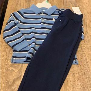 Baby boy Ralph Lauren outfit 18 months